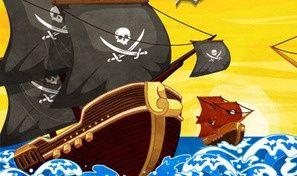 Original game title: Pirates Rampage Spree