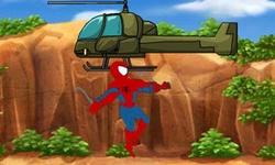 Spiderman's World Journey
