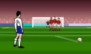 Original game title: Super Free Kicks