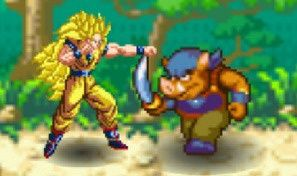 Original game title: Real Dragon Ball v1.6