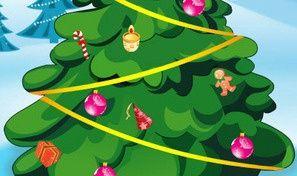 Christmas Tree Decor 2012