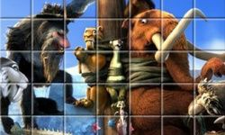 Ice Age: Continental Drift Spin Puzzle