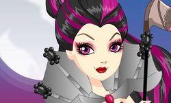 Thronecoming Raven Queen Dress-Up