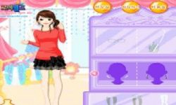 Shopping Girl Make-Over