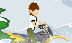 Ben 10 Winter Moto Ride