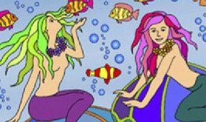 Mermaids Games