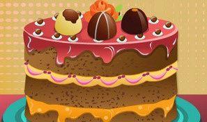 Original game title: Home Made Cake