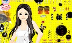Original game title: Monica Make-Up