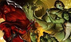 Quebra-cabeça da Família do Hulk