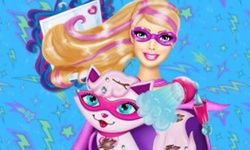 Super Barbie Cat Care