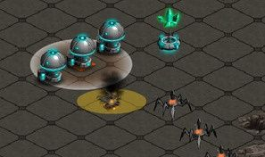 Original game title: Planet Defense:G10
