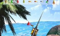 hav fiskeri: Sol Strand