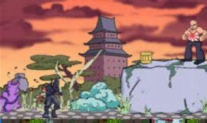 Original game title: Super Ninja Strike