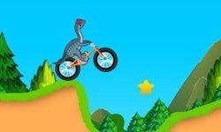 Dinosaur Bike Stunt 2