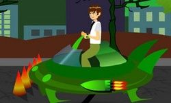 Ben 10 Rescue Mission