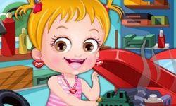 Baby Hazel Mechanic Dress-Up