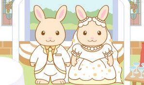 Rabbit Wedding