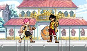 Fairy Tail vs One Piece 0.9