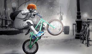Winter BMX Mania