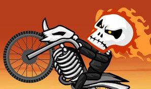 Original game title: Skull Rider Hell