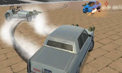Crunched Metal: Drifting Wars