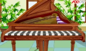Original game title: Piano Playing
