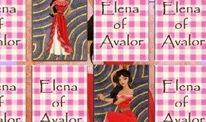 Elena of Avalor Memory