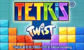 Original game title: Tetris® Twist