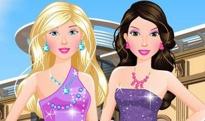Original game title: Twin Barbie Makeover