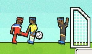 Original game title: Soccer Physics