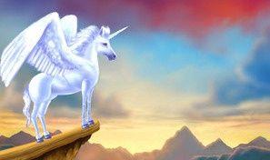 Original game title: Last Winged Unicorn