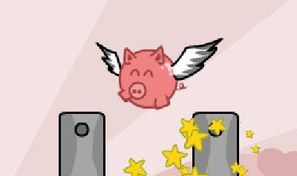 Original game title: Pigs Can Fly!