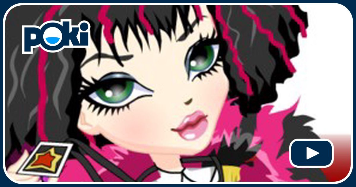 BRATZ: MY PASSION JADE DRESS-UP Online - Play for Free at ...