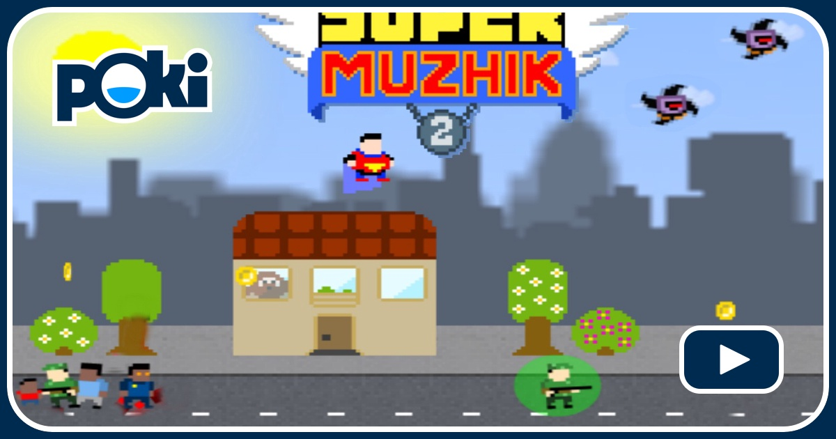 Jogo Supermuzhik 2 Grátis