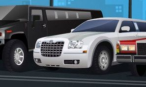 Original game title: Park My Limo