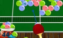 Теннис: взрывание шариков