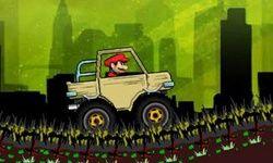 Superheld Vrachtwagen Race