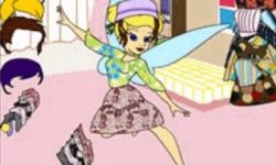 Tinkerbell Dress Up