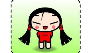 Original game title: Pucca Maker Game