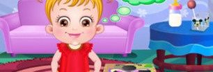 Jocuri cu Bebelusul Hazel