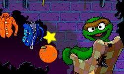 Sesame Street Garbage