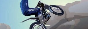 Motorcykel Spel
