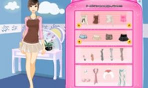 Original game title: New Look Make-Over