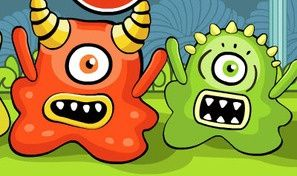 Original game title: Cut The Monster 2