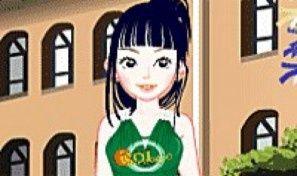 Original game title: Cheerleader Dana