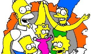 Original game title: Coloring The Simpsons