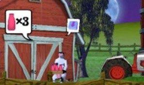 Original game title: Hide 'N Go Milk