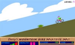 Daisy's Mountain Bike Mayhem