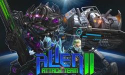 Alien Attack Team 2