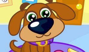 Original game title: Puppy Slacking